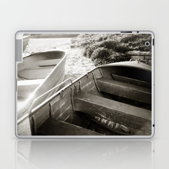 { afternoon boats } Laptop & iPad Skin