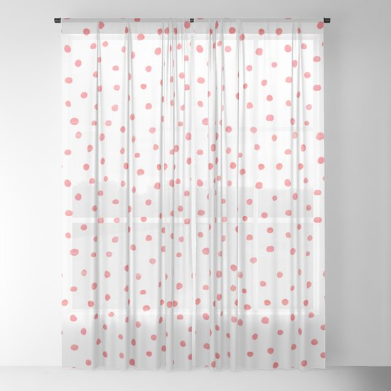 Que Sera Sera Sheer Curtain By Elisagordon Society6