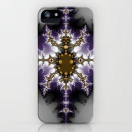 Fractal Beetle iPhone Case