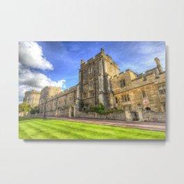 Windsor Castle Metal Print