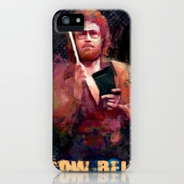 The Only Prescription Is More Cow Bell - Will Ferrell iPhone Case