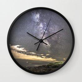 Milkyway at the Backshore Wall Clock