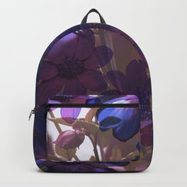 Mystery Garden lilac magic Backpack
