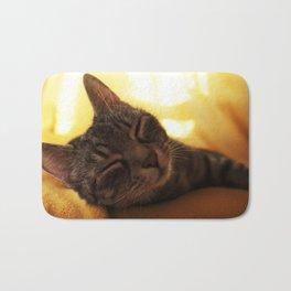 Cat photography 3 Bath Mat