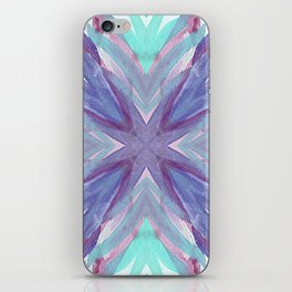 Watercolor Abstract iPhone Skin