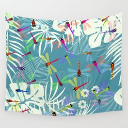 butterflys Wall Tapestry