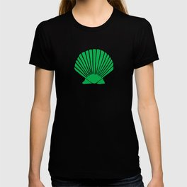 Green Seashell T-shirt