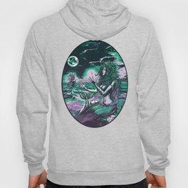 Mermaid Siren Pearl of atlantis mythology Hoody