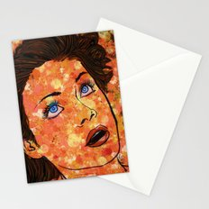 A Bead Drawn Stationery Cards