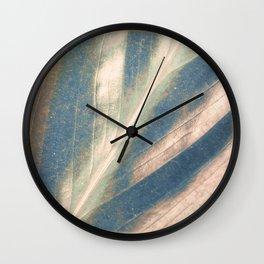 Ars Longa, Vita Brevis Wall Clock
