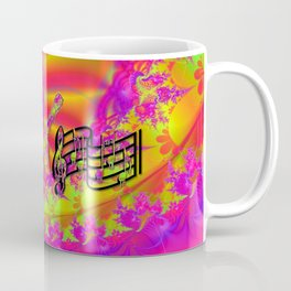 Weeping Guitar Coffee Mug
