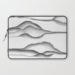 Foggy Hills Laptop Sleeve