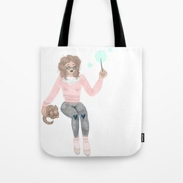 P Witch Tote Bag