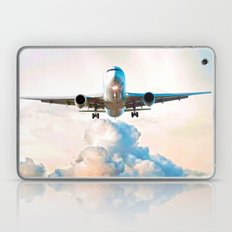The Miracle of Flight Laptop & iPad Skin