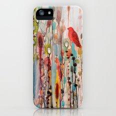 la vie comme un passage Slim Case iPhone SE