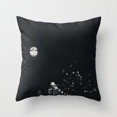 lighting the way ... Throw Pillow
