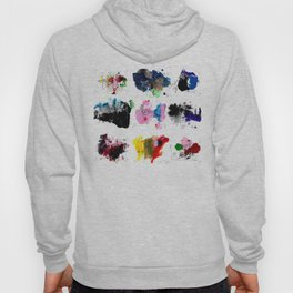 9 abstract rituals (2) Hoody