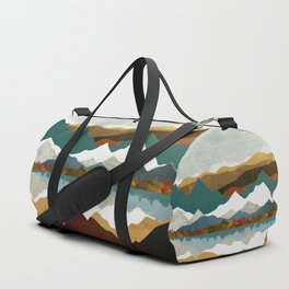 Winter Lake Duffle Bag