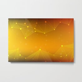 Abstract Background 15 Metal Print