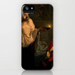 "Henrietta Rae ""Florence Nightingale"" iPhone Case"