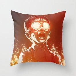 FIREEE! Throw Pillow