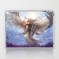White Angel Laptop & iPad Skin