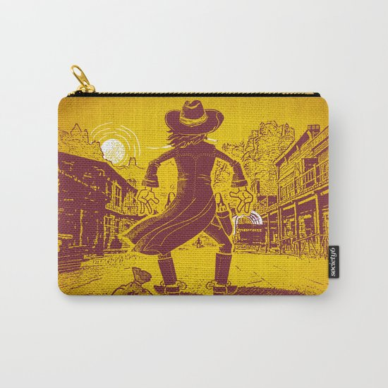 The Last Showdown - The bad guy Carry-All Pouch