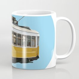 Electric Lisbon  Coffee Mug
