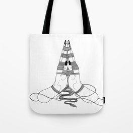Kinbaku Tote Bag