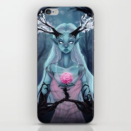 Spirit of the Withered iPhone Skin