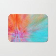 Abstract Big Bangs 002 Bath Mat