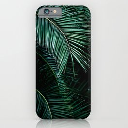 Palm Leaves 9 iPhone Case