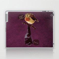 Bat and Robin Laptop & iPad Skin