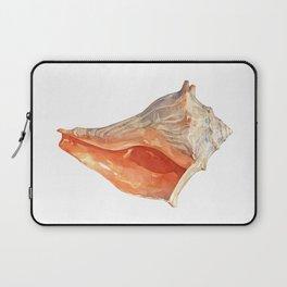 Whelk shell Laptop Sleeve