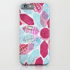 Patchwork-Collage Love Slim Case iPhone 6s