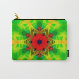 GREEN COLOUR FUN Carry-All Pouch