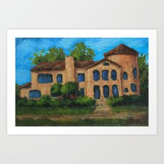 Historic Venice AC160320a Art Print