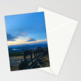 Sunset on Top of the World Stationery Cards