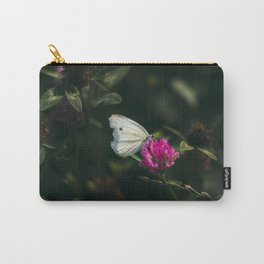 flower photography by Ed Leszczynskl Carry-All Pouch