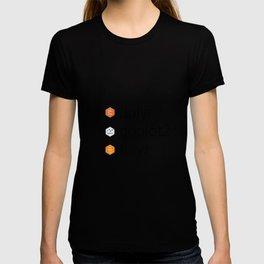 Tidyverse libraries: dplyr, ggplot2, tidyr T-shirt