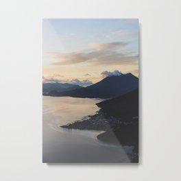 Lake Atitlán, Guatemala Metal Print