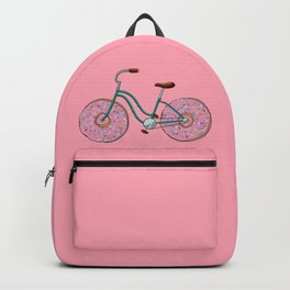 Donut Bicycle Backpack