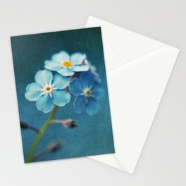 I'm Blue For You Stationery Cards