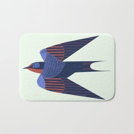 Barn Swallow Bath Mat