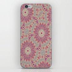 Mandala Starburst iPhone & iPod Skin