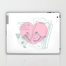 Lark mirror. Laptop & iPad Skin