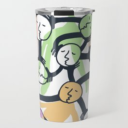 Connected Dreamers Travel Mug