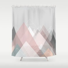 Graphic 105 Shower Curtain