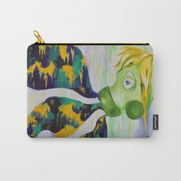 Letting Out the Bad Carry-All Pouch