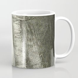 "Odilon Redon ""Profile of Light (Profil de lumière)"" Coffee Mug"